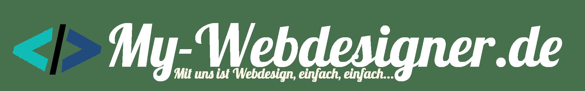 My-Webdesigner